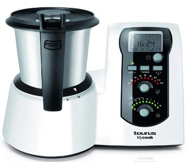 Mejores robots de cocina del mercado comparativa for Mejores robots de cocina