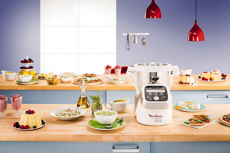 Robot De Cocina Taurus Mycook Precio | Mejor Robot De Cocina Taurus Del Mercado Comparativa Enero 2018