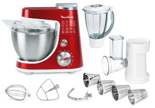 Mejor robot de cocina moulinex del mercado comparativa for Mejores robots de cocina