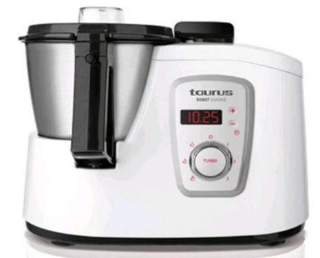 Mejor robot de cocina taurus del mercado comparativa for Cual es el mejor robot de cocina
