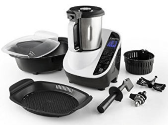 Mejor robot de cocina klarstein del mercado for Cual es el mejor robot de cocina