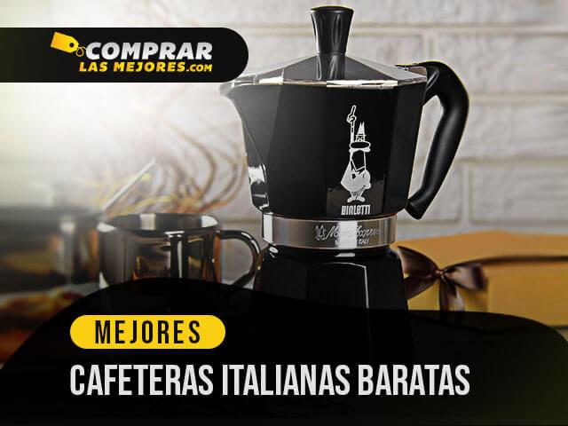 5 Mejores Cafeteras Italianas Baratas de 2020 TOP 5 de 2020
