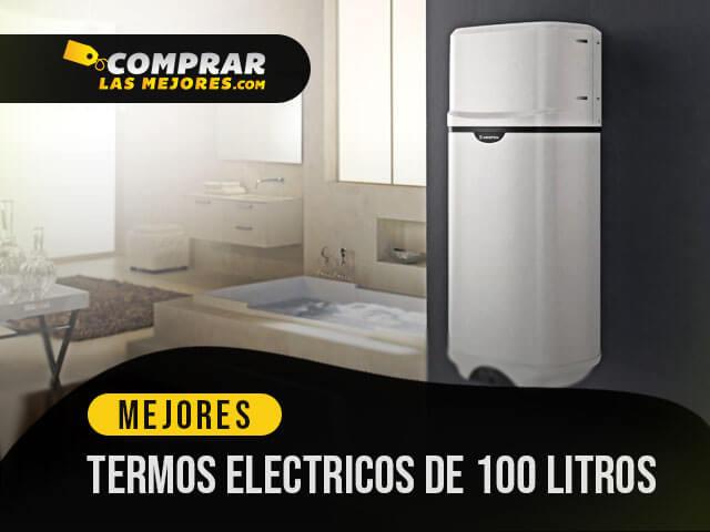 Calentador de Agua Horizontal izquierda Serie Premium Eco Aislamiento de alta densidad Ryte Eco Termo El/éctrico 100 litros Instantaneo