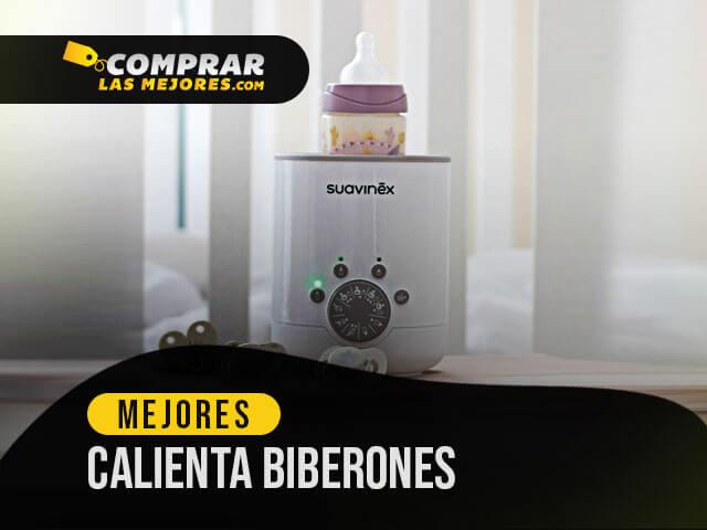 Chicco Calienta biber/ón de casa r/ápido y calentamiento gradual