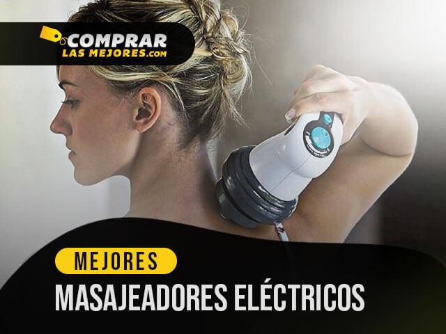 ᐉ 10 Mejores Masajeadores Electricos Top 10 De 2021