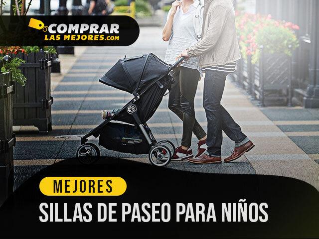 comparador sillas de paseo niño