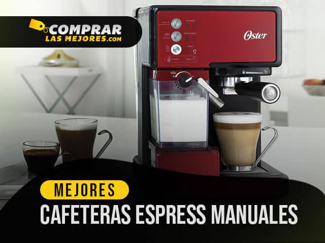 5 Mejores Cafeterass de Espresso Manuales del Mercado de