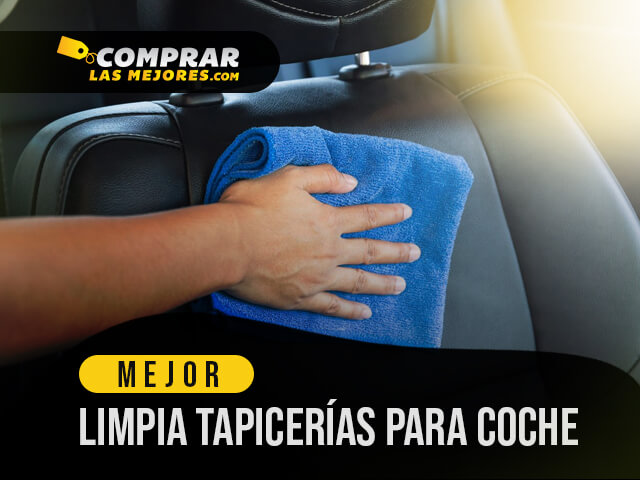 ᐉ 10 Mejor Limpia Tapicerías Para Coche Top 10 De 2021