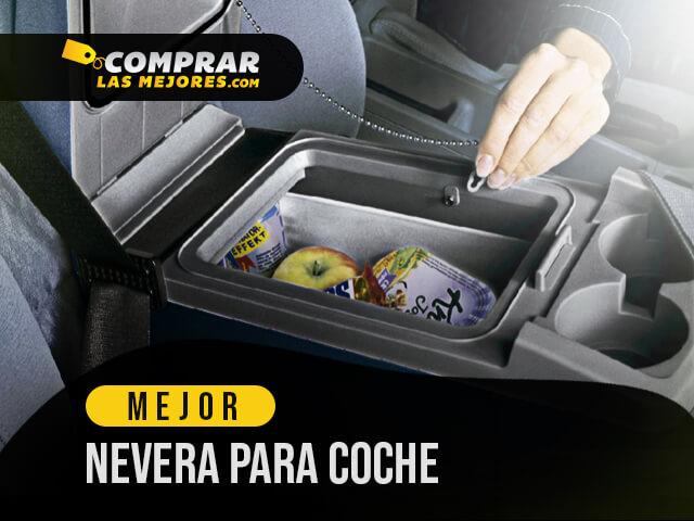 LJJBOX Nevera Portatil Coche Coche Frigor/ífico,Nevera Camping Electrica,6L,12V
