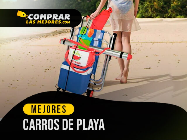 ᐉ 10 Mejores Carros De Playa Top 10 De 2021