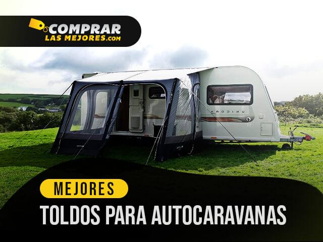 Playa toldo gris 240/cm para caravanas y autocaravanas.
