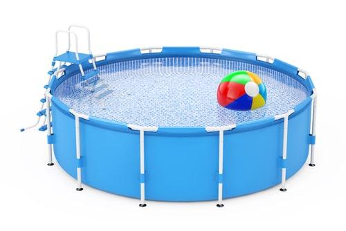 consejos para montar una piscina portátil