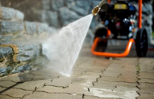 usos de una hidrolimpiadora