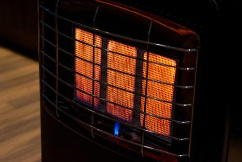 tipos de estufas de gas