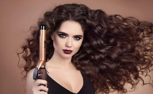 cómo funciona un rizador de cabello
