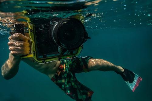 mejores marcas de cámaras de buceo