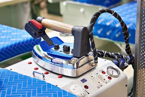 cómo usar un centro de planchado profesional
