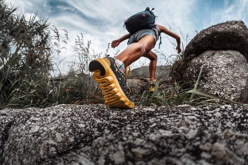 consejos sobre uso y compra de calzado para senderismo