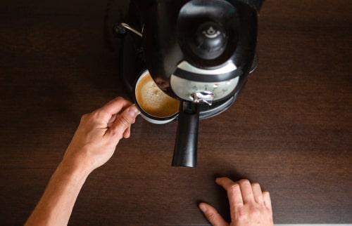 cómo funciona una cafetera